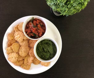 Hot and Cold Chutney