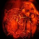 Tiger King (Advanced Pumpkin Carving)
