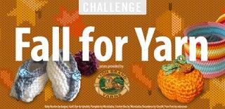 Fall For Yarn Challenge