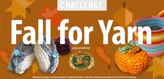 Fall For Yarn Challenge