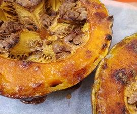 Spanish Baked Pumpkin