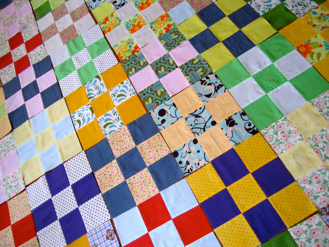 Basic Quilting Definitions