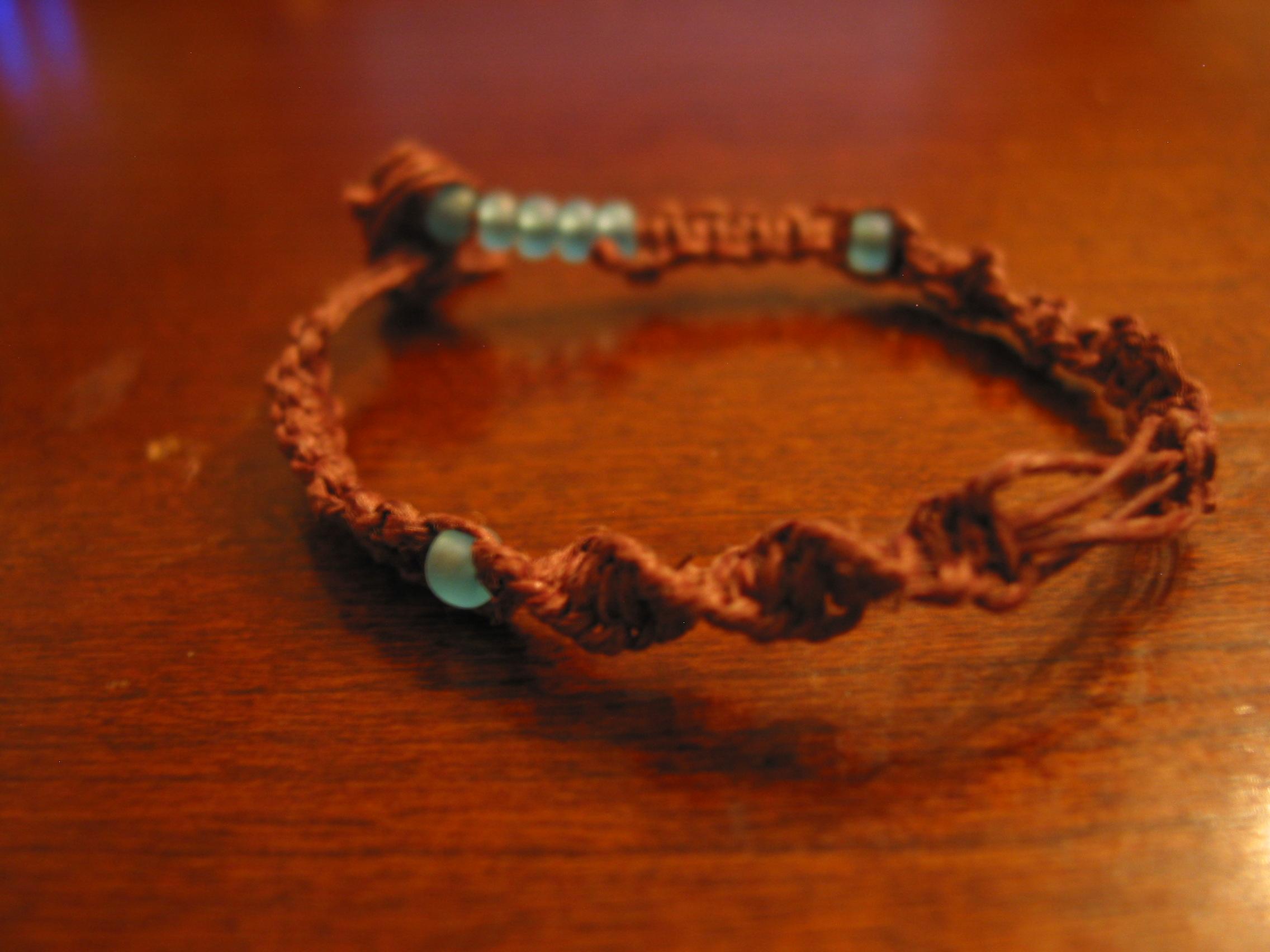 Hemp Bracelets 7 Steps Instructables