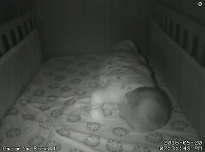 Raspberry Pi Baby Monitor With Splunk