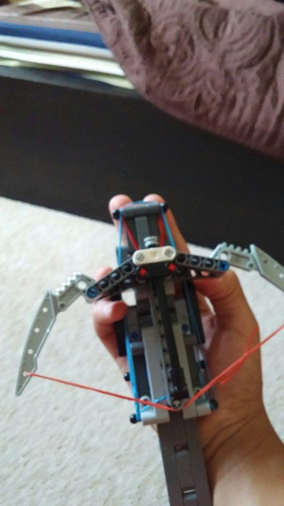 Crossbow W/ Hidden Blade