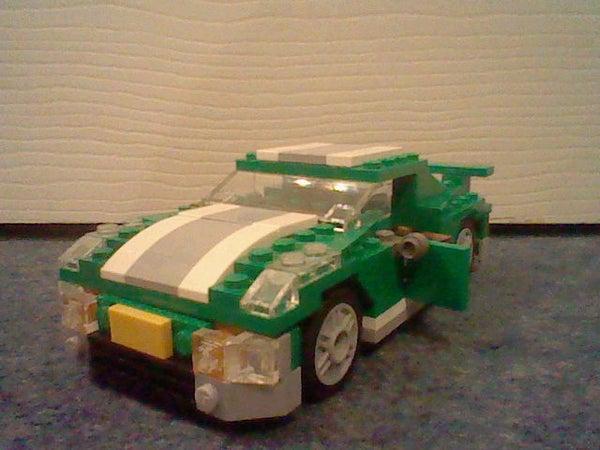 Lego Car.