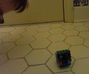 Lego Tic-tac Machine