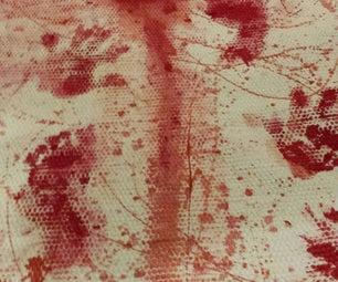 Ganz Schön Blutig: Türmatte Und Teppich