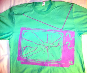 Turn Your Old Shirt Into a Rad New Creation