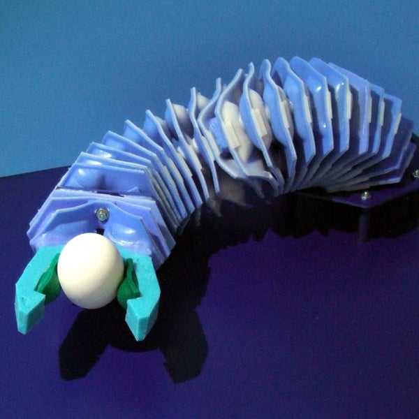Soft Robots: Make an Artificial Muscle Arm and Gripper