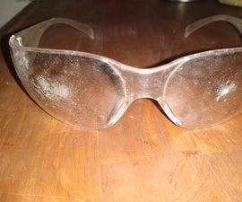 Safety Glasses Repair/Restoration