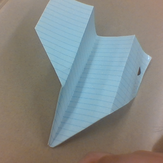 How to Make the Best Paper Airplane the Harrier
