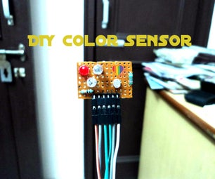 DIY Color Sensor