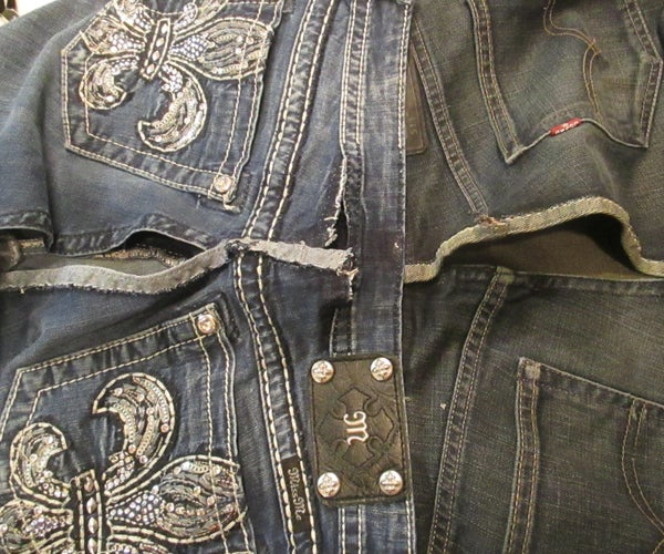 How to Resize Your Jeans