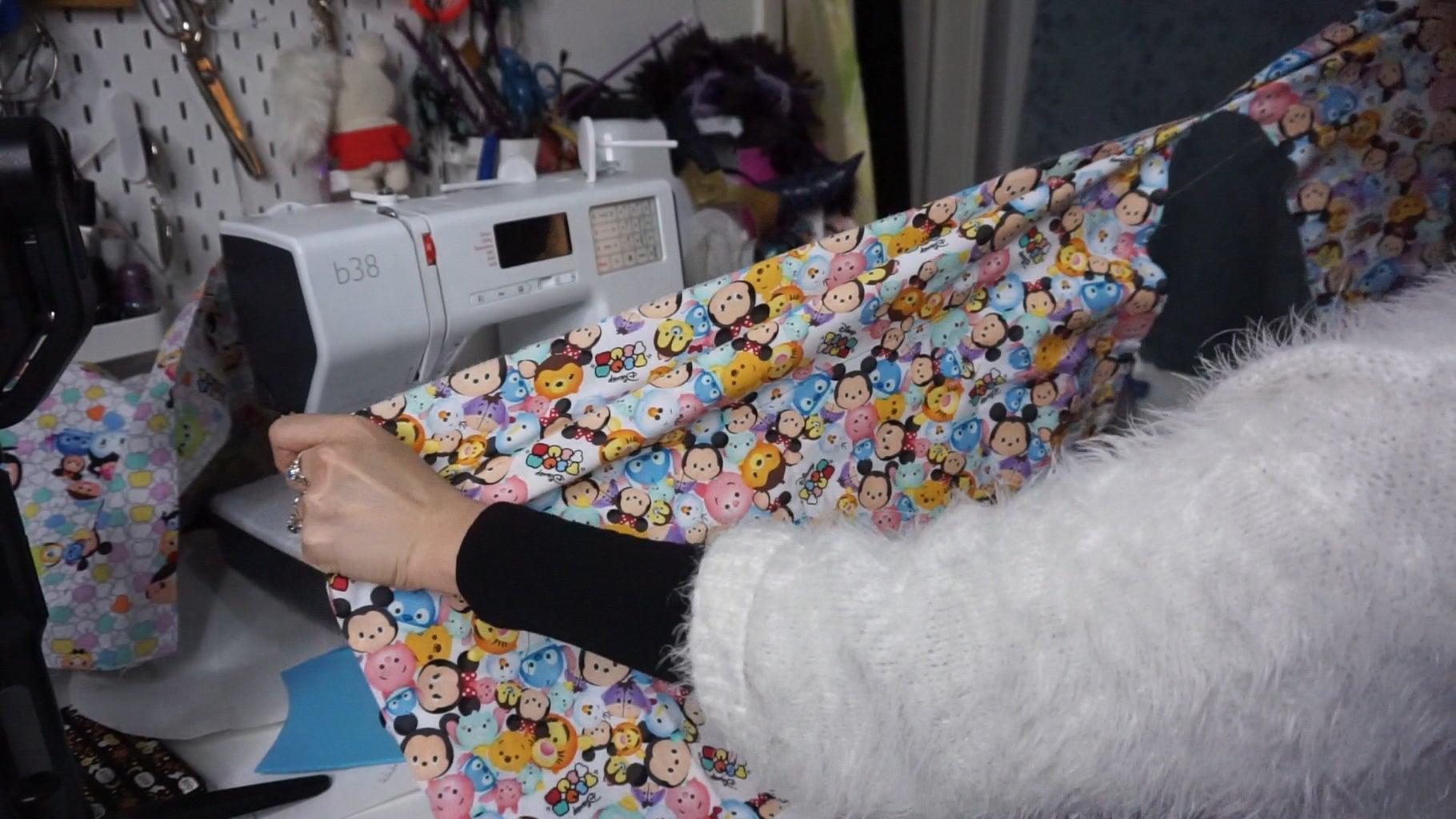 Step 1: Create Your Skirt Base