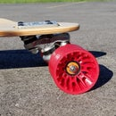 Koosh Wheels, 74MM for Longboards