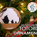 My Neighbor Totoro Ornament