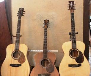 Electrify an Acoustic Guitar