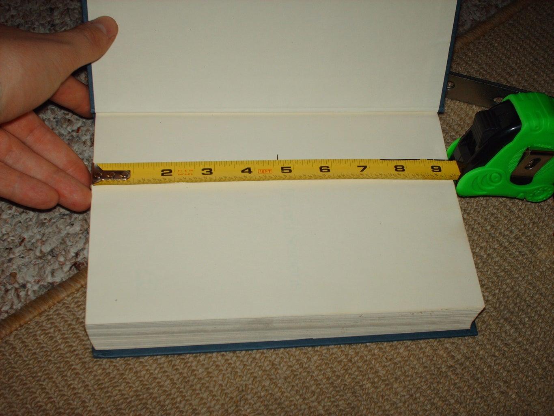 Measure Twice, Cut Once.