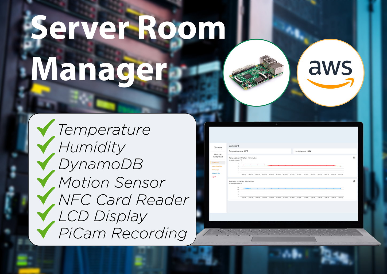 Seroma: Server Room Manager