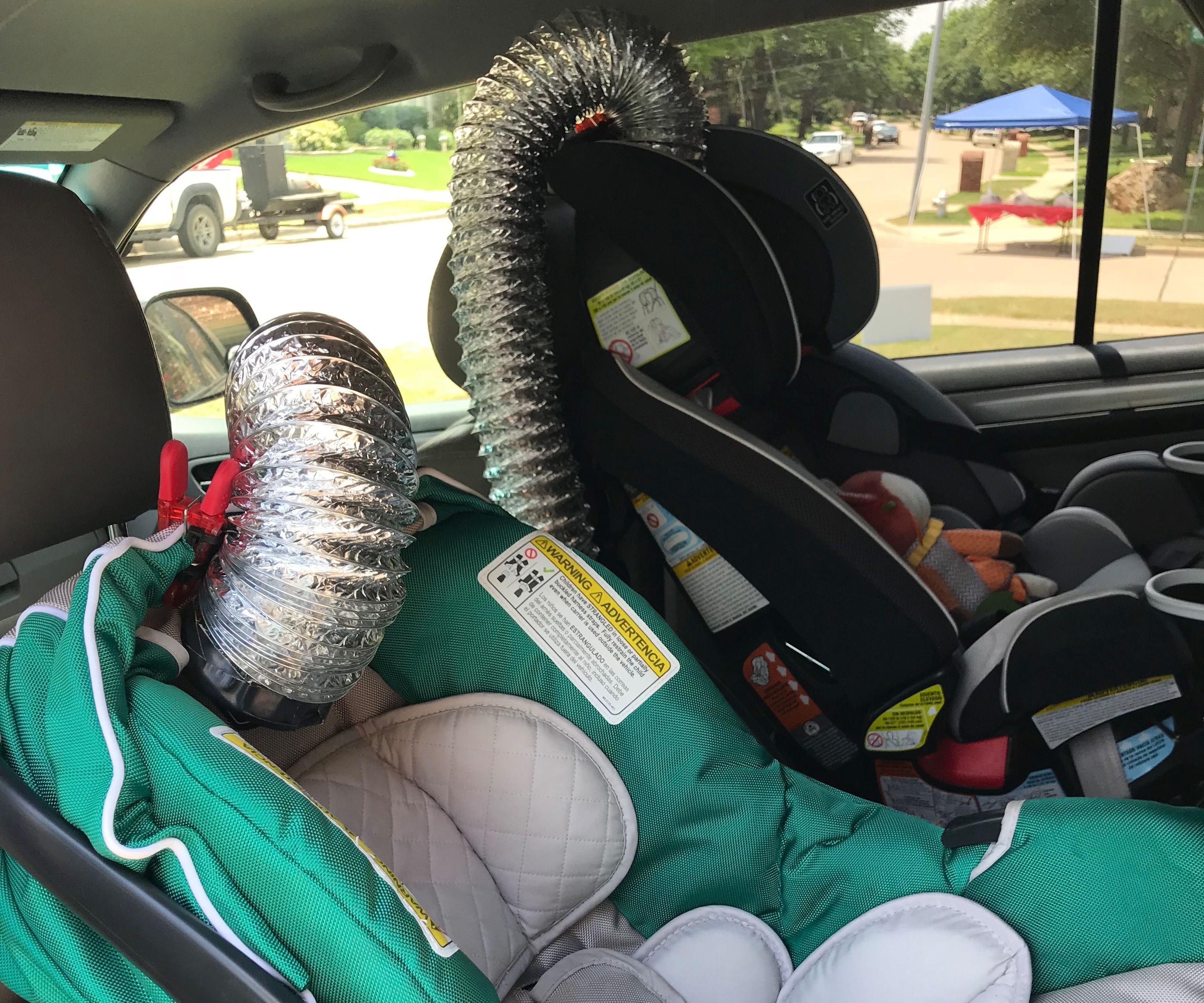 Child Car A/C Vent