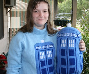 Dr Who Inspired Gift Combo