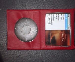 Customizable Duct Tape Ipod Classic Case
