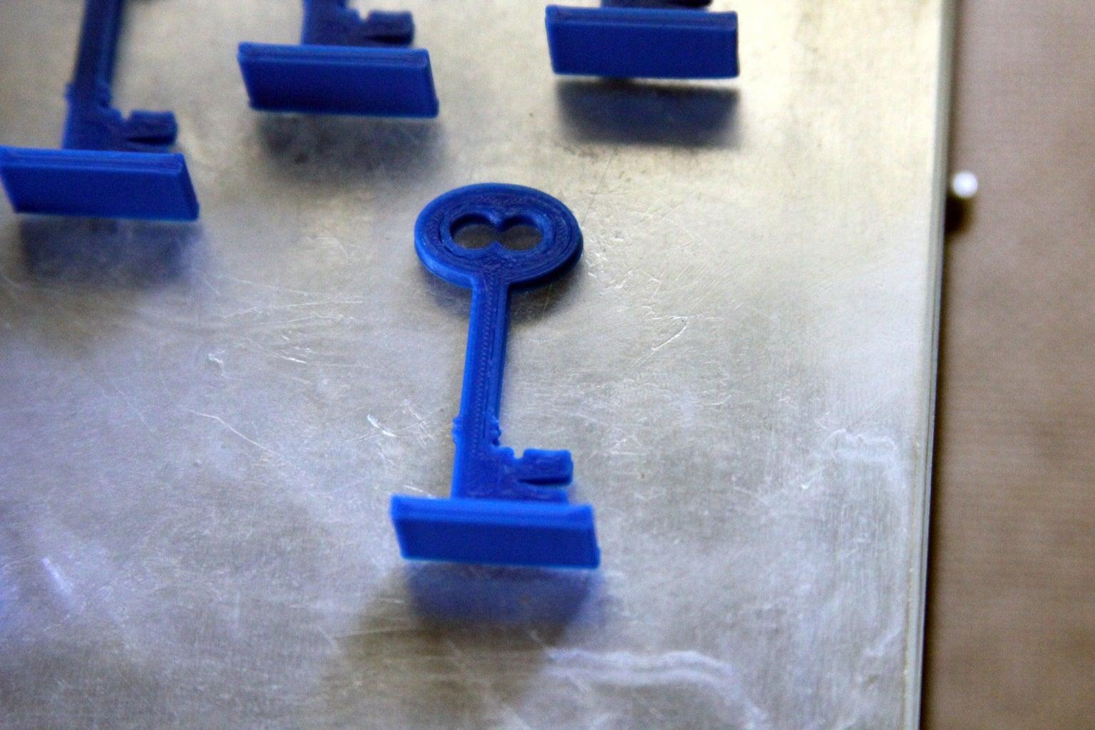 Printing Your Key