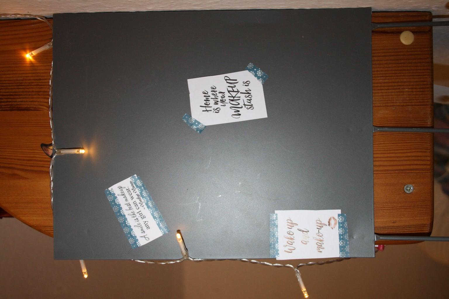 Decorate the Board