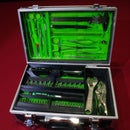 Precision Tool Case Organizers