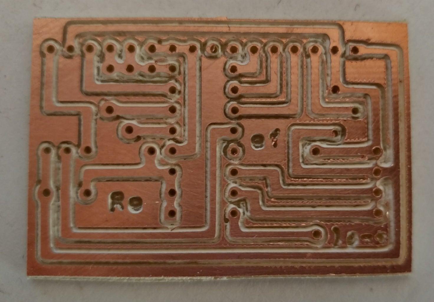 Milling PCB