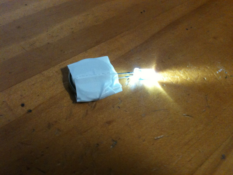 LED Throwies! Part Three