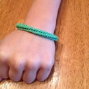 Fishtail Rubber Band Bracelet
