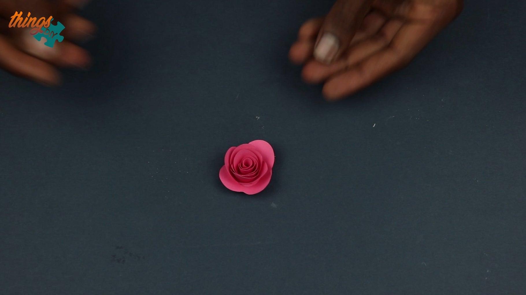 Make the Mini Rose