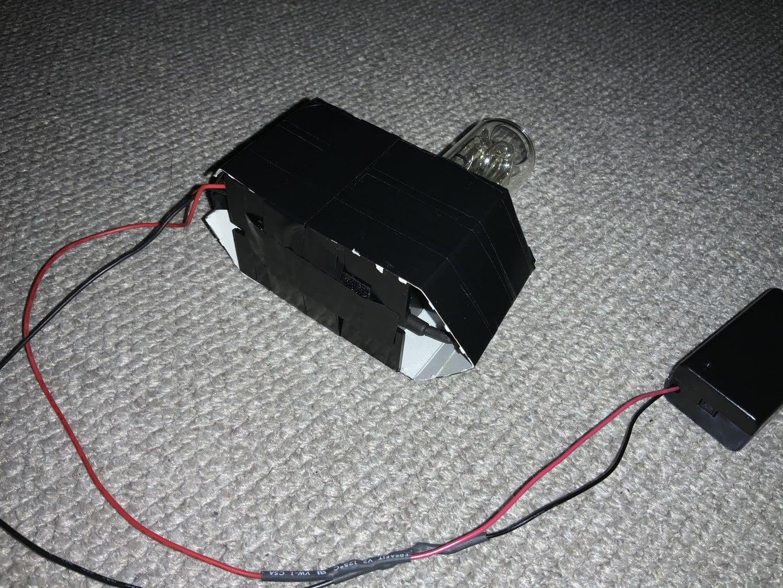 Plasma Lamp:Assembly