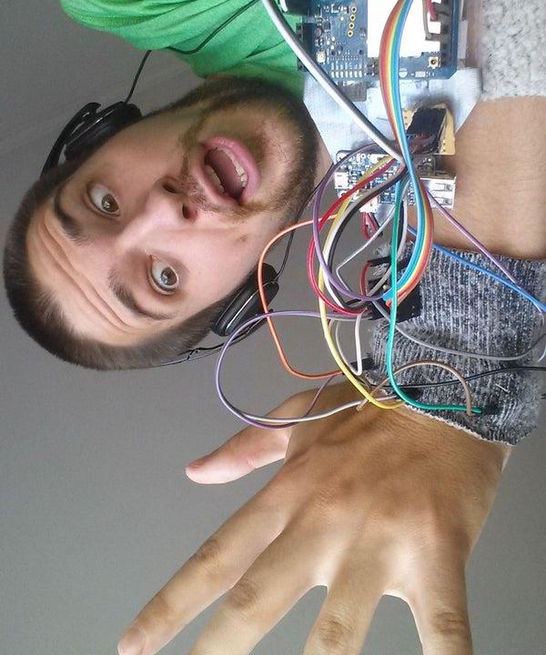 Haptic Comlink!