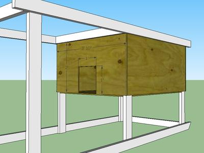 Attach Box Front Panel