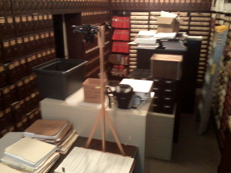 Digital Document Camera Stand