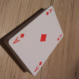 Deck of Cards Safe