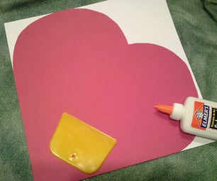 Papercraft 12 Inch X 12 Inch Solar Cooker Valentine I Love Solar Cooking
