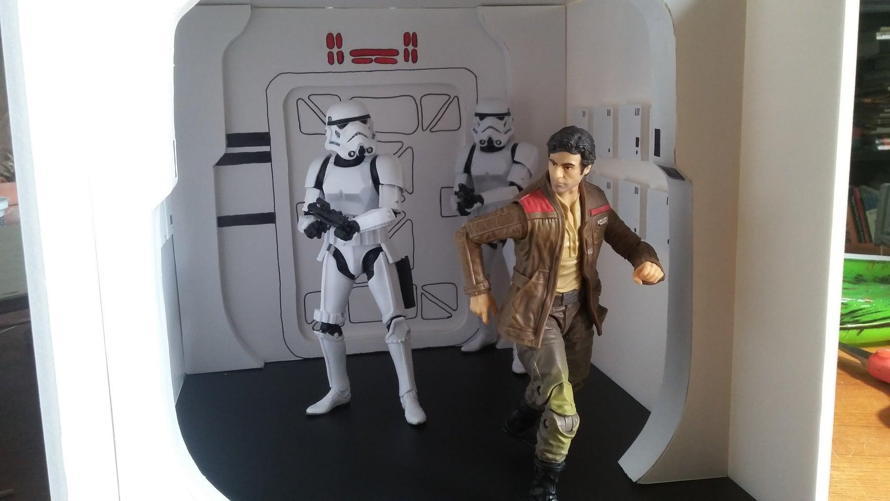A New Hope Action Figure Set