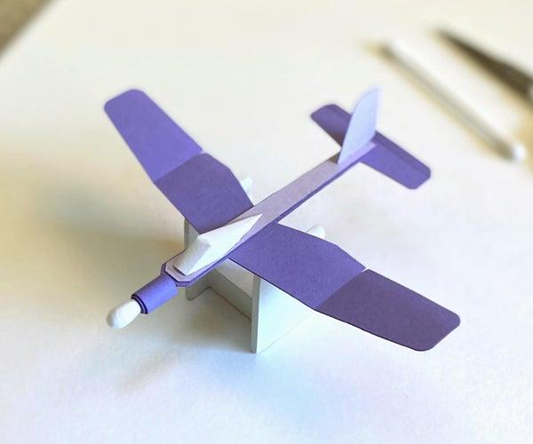 棉花棉签股票微型滑翔机