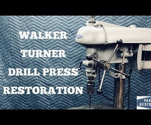 How to Restore a Drill Press