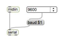 Connecting MIDI