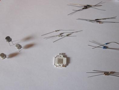 Calculating Circuit Components