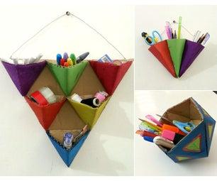 DIY Triangle Organizers