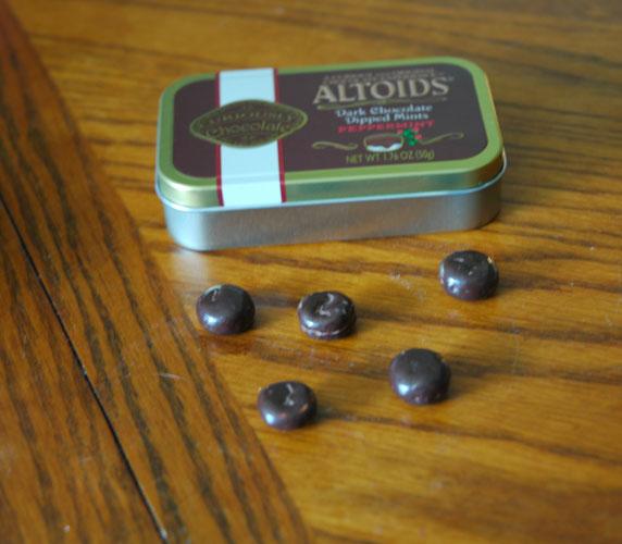 Musical Altoid tin