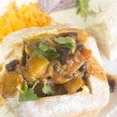 South African Bunny Chow - Curry filled Panini