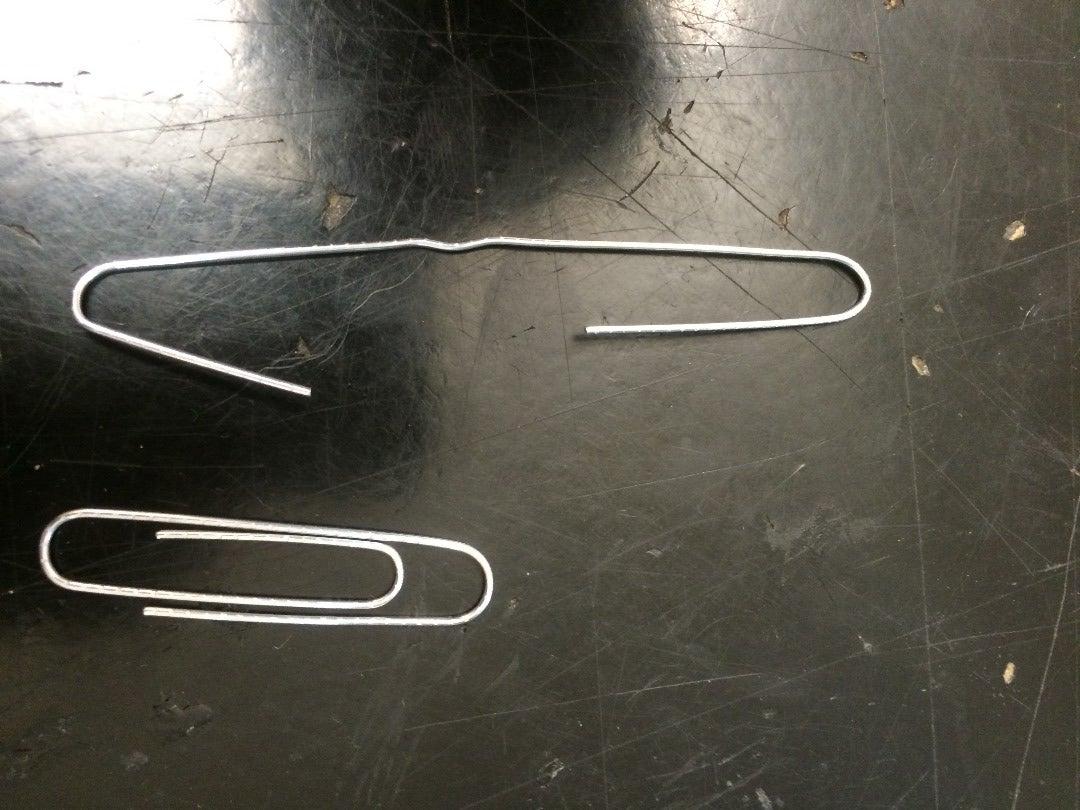 Bending Paper Clips: Part 4