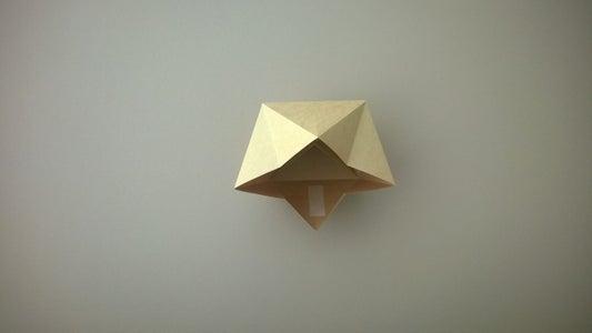 Assemble Square Dipyramid
